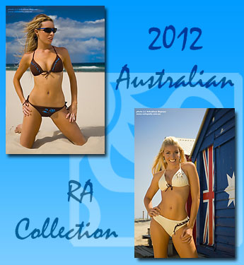 Australia Swimsuits and swimwear - Summer 2009/2010
